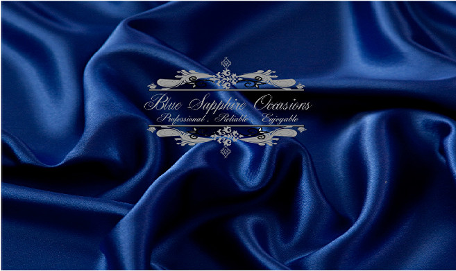 Blue Sapphire Occasions