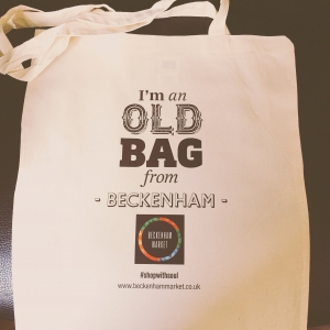 Free shopper bag for 1st 100 people