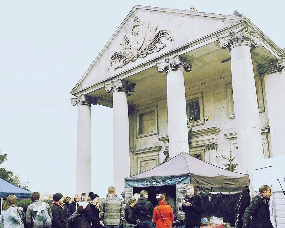 Regular Market Events in Beckenham Place Park